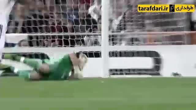برترین واکنش های کاسیاس در لیگ قهرمانان اروپا