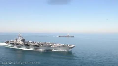 اعزام ناو هواپیمابر فرانسه برای مقابله با داعش