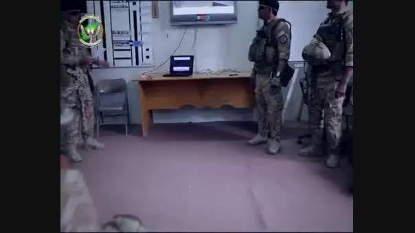 قوای خاص مبارزه علیه داعش افغانستان