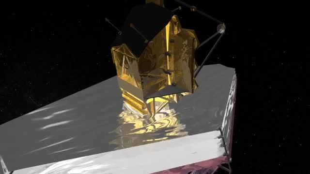 جایگزینی تلسکوپ James Webb بجای تلسکوپ Habble پــــیر