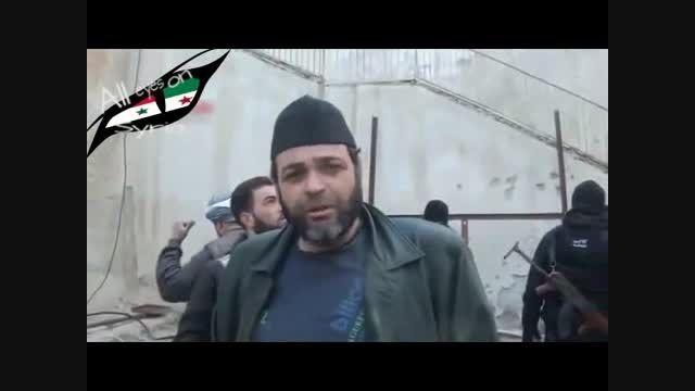 اعدام هفتاد تن از نیروهای ارتش ازاد توسط داعش