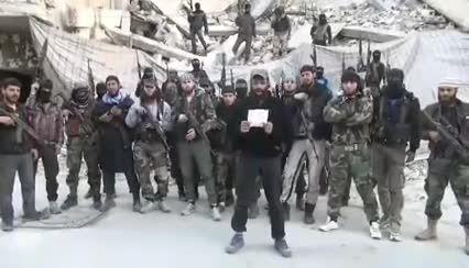 داعش وحشی در اردوگاه یرموک