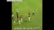 مرگ عجیب بازیکن عربی در فوتبال