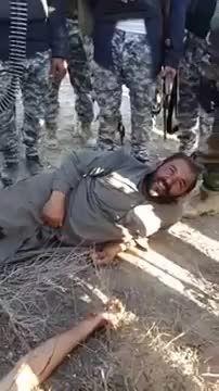 دستگیری داعشی که کارت شناسائی داعش در جیب داشت