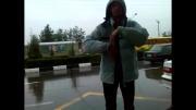 رقص در ایستگاه اتوبوس