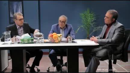چهارشنبه سوری با برنامه های تلویزیون - شوخی