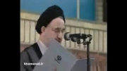 تنفیذ ریاست جمهوری احمدی نژادتوسط مقام معظم رهبری 84