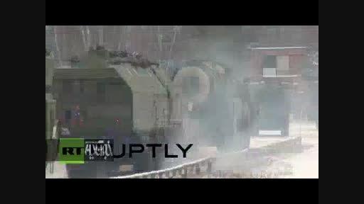استقرار موشکهای پیشرفته روسیه در نزدیکی مرزهای اروپا!