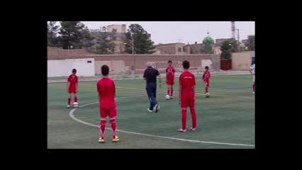 پرسپولیس کاشان،ناصرابراهیمی مربی سابق تیم ملی وپرسپولیس
