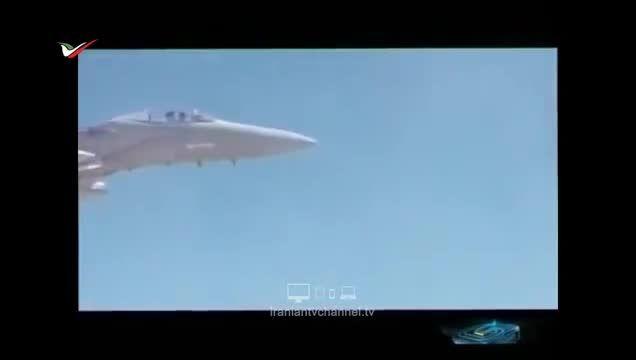 روایت خلبان هواپیمای ایران از حمله جنگنده های سعودی !