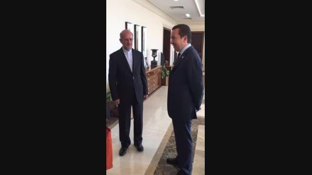 ملاقات با نخست وزیر تاتارستان