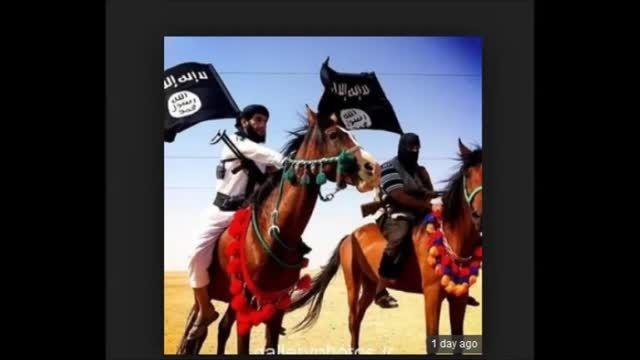 داعش و شیوه جدید اعدام با اسب -عراق - سوریه