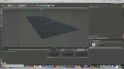 آموزش اول ساخت متریال آب با برنامۀ Cinema4D.