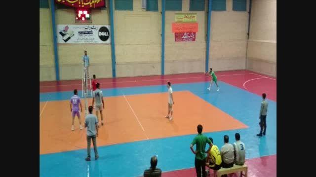 فینال مسابقات والیبال جام رمضان منطقه میمه