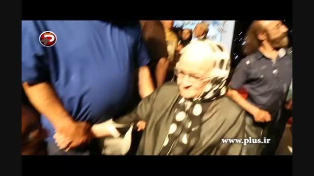 حرف های تکان دهنده ملکه رنجبر: دارم می میرم!!!