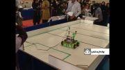 مسابقات رباتیک استان چهارمحال و بختیاری