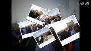 تصاویری از ورود پرچم گنبد امام حسین(ع) به شهر چاپشلو