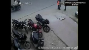 دزدیدن موتورسیکلت در کمترین زمان!!