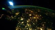 واضح ترین و خیره کننده ترین ویدئوی فضایی از کره زمین