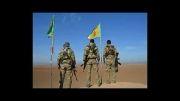 حتما ببینید-پیکار کوردهای سوری با داعش ..120 جسد داعش