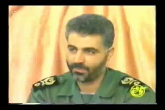 کلیپی از روایت گری شوالیه ی بی ادعای ایران