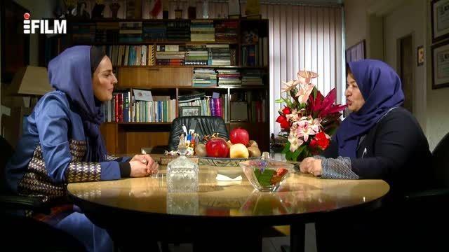 مصاحبه با کارگردان خوب کشورمان خانم پوران درخشنده