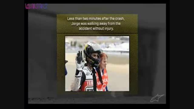 کیسه هوایی مخصوص نجات جان موتورسواران+فیلم کلیپ ویدیو
