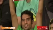 پیش بازی والیبال ایران - لهستان