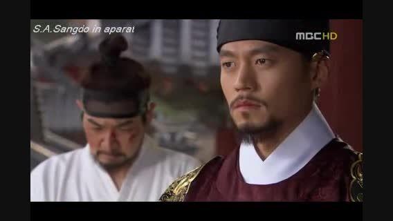 سریال ایسان- خداحافظی منشی هونگ و ایسان (درخواستی)