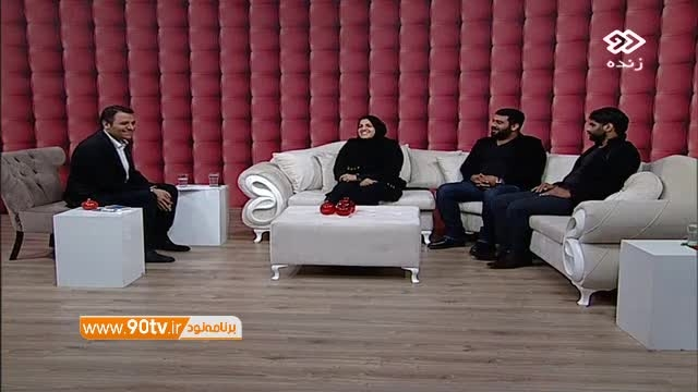 گفتگوی جذاب با خانواده هادی نوروزی