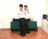 مانور هم لیچ - بازکردن ره هوایی در انسداد راه هوایی با جسم خارجی در بزرگسالان