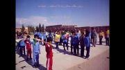 روز دانش آموز 13 آبان دبستان شهید رجایی چاهملک