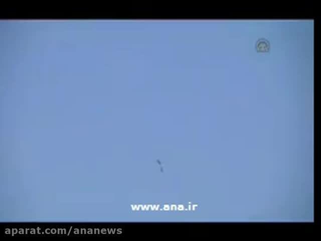 لحظه سقوط جنگنده روسیه در نزدیکی مرز ترکیه