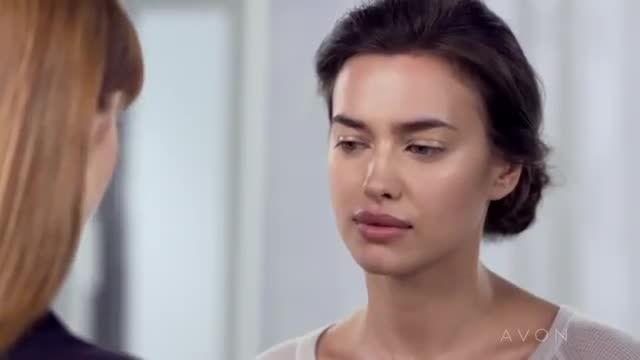 آرایش کردن ایرینا شایک