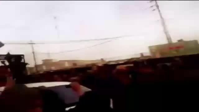 داعش کردها را دستگیر و آنها را می سوزاند!