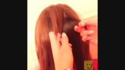 آموزش بافتن مو 3