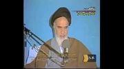 علت برکنار شدن بنی صدر از زبان امام خمینی..!!