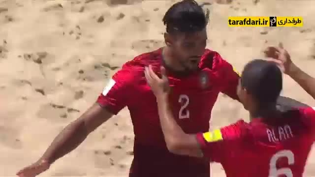 سنگال 6-5 پرتغال (جام جهانی فوتبال ساحلی)
