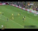 گلهای بازی فرانسه اوکراین