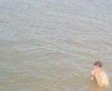 آموزش شنای محمد