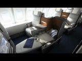 اولین پرواز بوئینگ 800-747 لوفت هانزا مدرن ترین هواپیمای مسافربری جهان