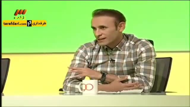 برنامه 90 - گل محمدی و منصوریان مهمانان ویژه (بخش 3)