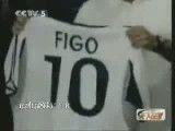 لویس فیگو ستاره ی رئال و بارسا
