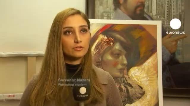 تورنتو، نمایشگر آثار هنرمندان ایرانی