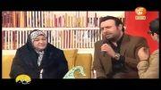 اجرا زنده محمد علی زاده در کنار مادرش در TV