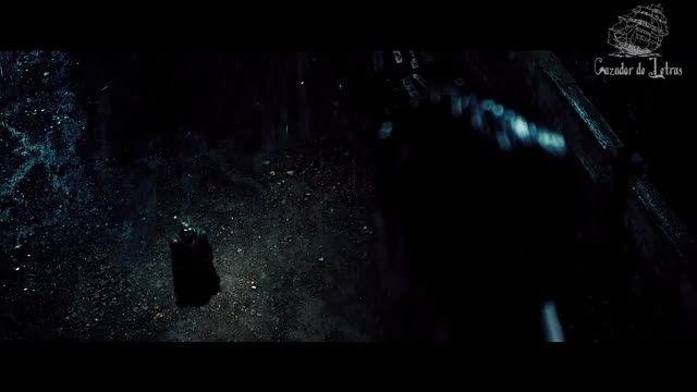 داغ داغ داغ . صحنه ی حذف  شده از تریلر بتمن علیه سوپرمن
