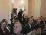 توهین به وزیر امور خارجه اقای متكی