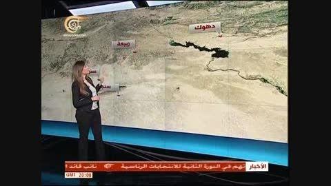 ضربات سخت ارتش عراق و دلاوران پیشمرگه به داعش