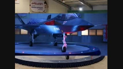 جنگنده فوق پیشرفته قاهر 313 ایرانی (تصاویر جنگنده)