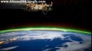 تصاویر زیبا از سیاره زمین و شفق شمالی از فضا